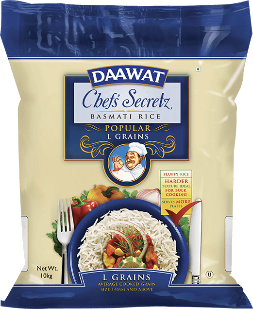 Daawat Chef Secretz Basmati Rice Popular