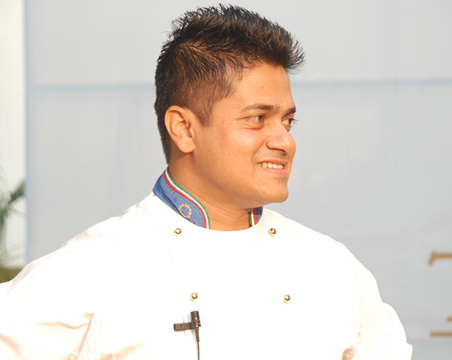 Chef Sabby on Daawat Rice