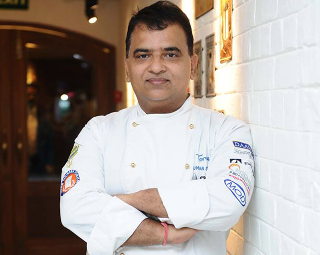 Chef Suman Sharma on Daawat Rice