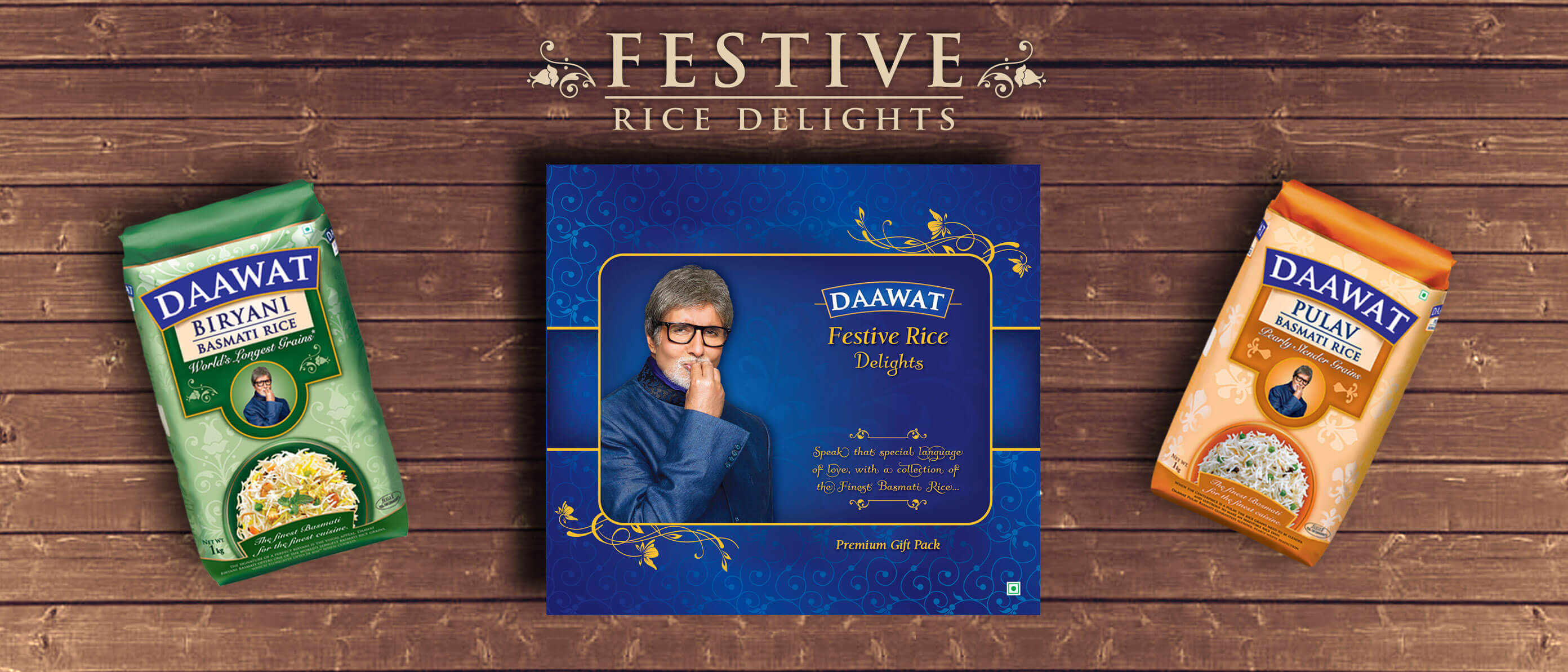 Festive Rice Delights