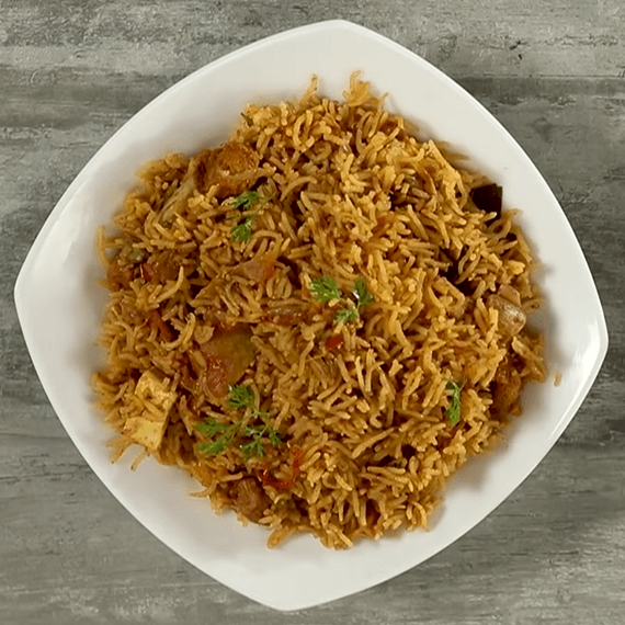 Protein Pulao
