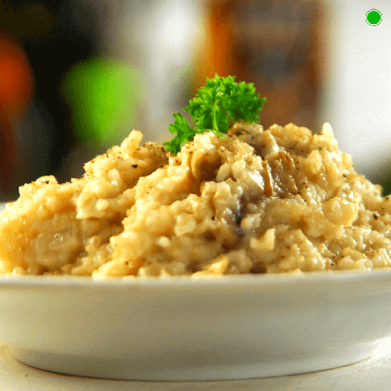 Brown Rice Risotto - Brown Rice Recipes