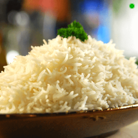 Steamed Rice - Easy Rice Recipes